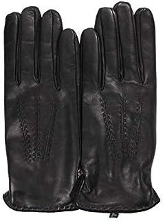 [アルポ] ラムレザー グローブ ブラック 羊革 手袋 メンズ AP182UA NAPPA884 NERO