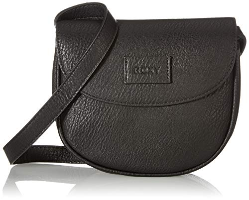 Roxy Just Beachy-Purse/Handbag, Mujer, Anthracite, One Size
