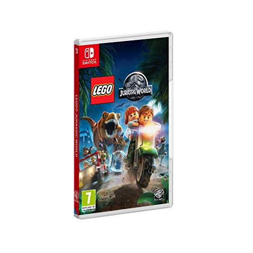 LEGO Jurassic World - Nintendo Switch [Importación italiana]