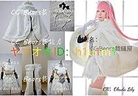 コスプレ衣装 Fate/Grand Order女王メイヴ 風 +髪飾り+手袋+靴下付+マント 全セット