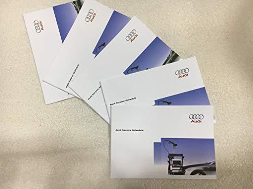 Buch Audi A3 Service A4 A5 A6 A7 Q2 Q3 Q5 Q7 für alle Modelle