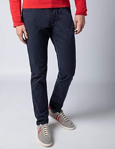 El Ganso 1020S190024 Pantalones, Azul (Marino 0024), (Tamaño del Fabricante:40) para Hombre