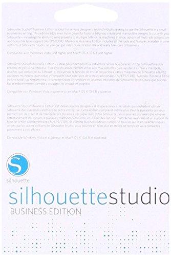 Silhouette America SILH-STUDIO-BE-3T Studio Business Edition Software Multicolor