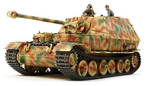 Tamiya 300035325 - Modellino di carro Armato Tedesco Elefante da Guerra della seconda Guerra Mondiale, 1:35