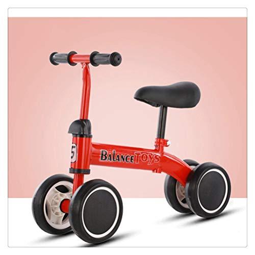 zaizai Bicicleta De Equilibrio para Bebé Sin Pedales, Juguetes para Montar En...