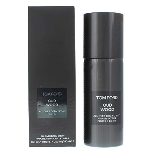 Tom Ford Oud Wood All Over Body Spray – 150 ml