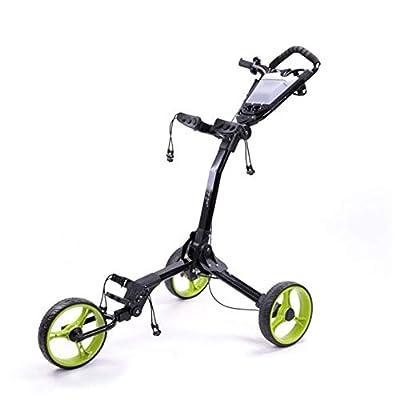 LYATW Tragbare Golf-Trolley faltbar
