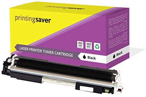 Printing Saver CF350A 130A SCHWARZ Toner kompatibel für HP Colour Laserjet Pro MFP M176n, M177fw drucker