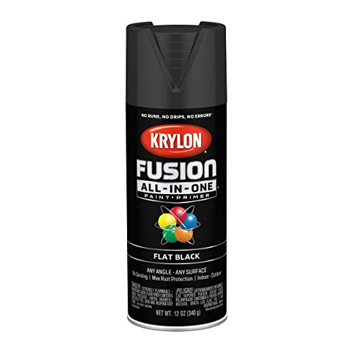 Krylon K02728007 Fusion All-In-One Spray Paint for...