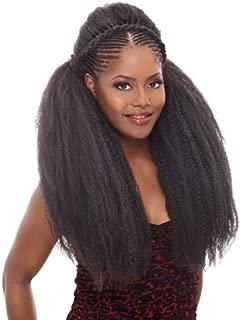 FEMI Synthetic Braiding Hair - MARLEY BRAID (#1 - Jet Black)