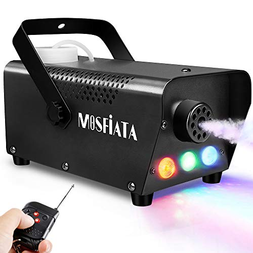MOSFiATA Fog Machine with Contro...