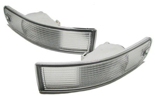 Carparts-Online 11596 Blinker weiß - Paar