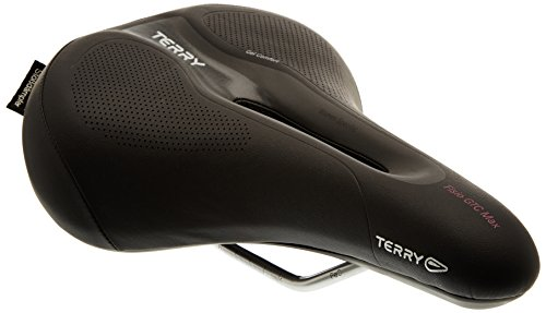 TERRY Fisio GTC Gel Max Women Touring Comfort Damen Fahrrad Sattel schwarz