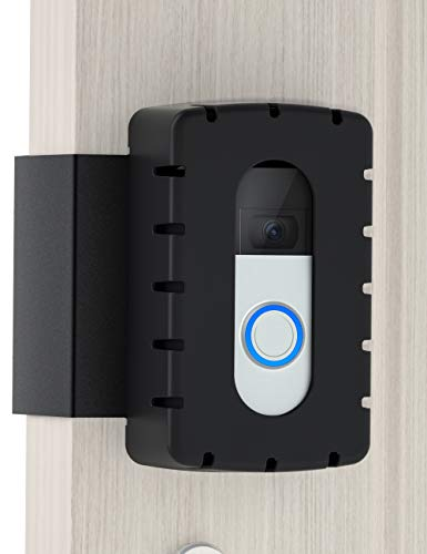 COOLWUFAN Anti-Theft Video Doorbell Mount, Doorbell Mount for Most Model (Easy Installation)