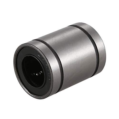 RETYLY LM16UU 16Mm Innendurchmesser Gummidichtung Linearlager