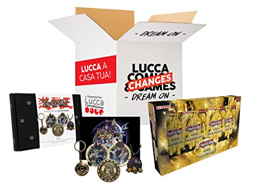 Fan Box Yu-Gi-Oh! Lucca ChanGes 2020 [Esclusiva Amazon.it]