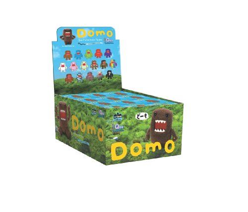 Domo Qee 2-Inch Mystery Figure Display Case