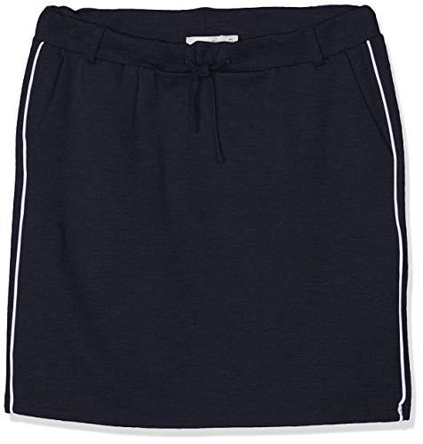 Name IT NOS Mädchen Rock Nkfidalic Skirt Noos Blau (Dark Sapphire), (Herstellergröße: 146)