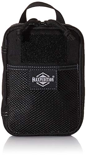 Maxpedition Fatty Pocket Organizer Tasche, Schwarz, 20 in