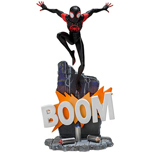 MILES MORALES BDS ART SCALE 1/10 - SPIDER-MAN: INTO THE SPIDER-VERSE