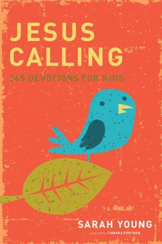 Jesus Calling: 365 Devotions For Kids (Jesus Calling®) (English Edition)