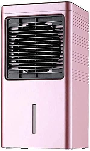 aire acondicionado apartamento, Aire acondicionado móvil, ventilador blanco / azul / rosa Escritorio pequeño Aire acondicionado Miniatura Miniatura Rápido Sistema de clima Clima Fans Durable , USB Min