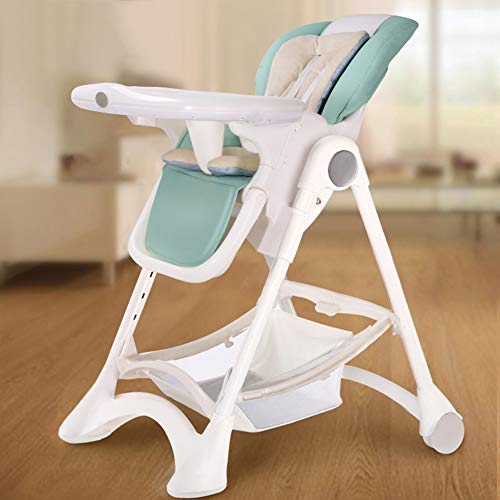 Buy DXFK.AM Baby Feeding Convertible High Chair to Dining Booster Seat Kids Table with 2-Position Tr...