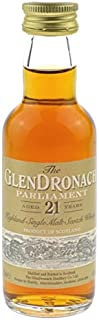 The Glendronach Parliament 21 Jahre 0,05l Miniatur - Highland Single Malt Scotch Whisky