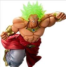 Banpresto kuji Dragon Ball Saiyan Battle E award Broly 93 Figure 20cm