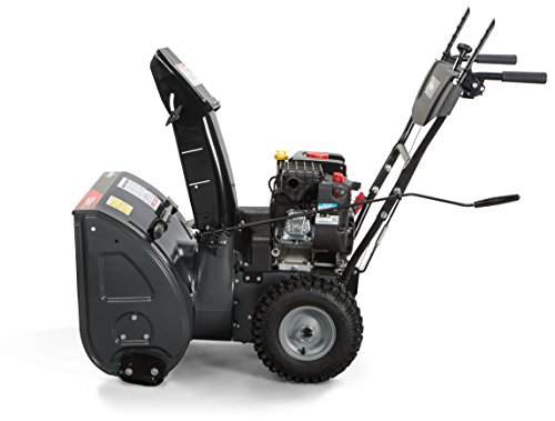 Briggs & Stratton 24 Dual-Stage Snow Blower w/Electric Start and 208 Snow Series Engine, 1024 (1696610)