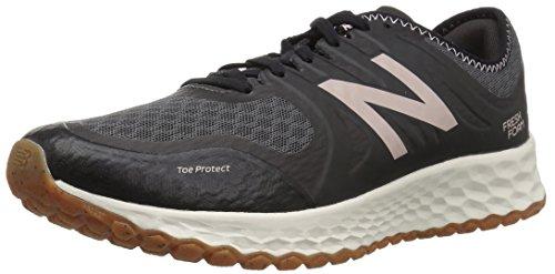 New Balance Zapatillas de running Fresh Foam Kaymin Trail V1 para mujer, negro (Negro), 37.5 EU