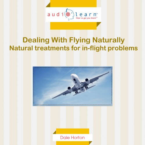 Natural Treatments for In-Flight Problems audiobook cover art