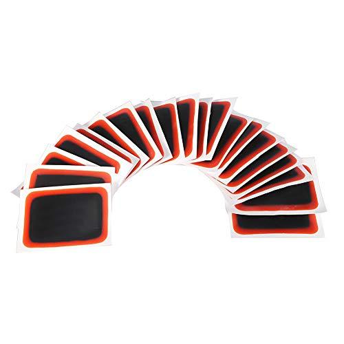 20pcs Parche de llanta Cinta antipinchazos para neumático Coche Exterior Neumático Llanta Punción Reparación Parches (KDS-08)