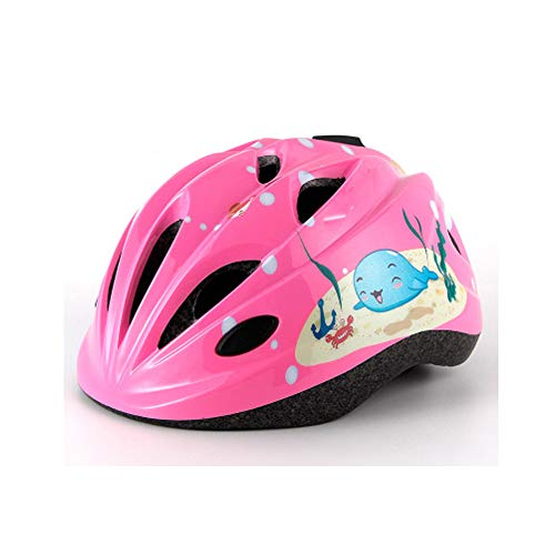 Great Deal! Children Scooter Skating Skating Speed Skating Protective Gear Helmet with Adjuster Cycl...