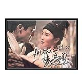 Swarouskll Sängerin Schauspielerin Maggie Cheung Autogramm
