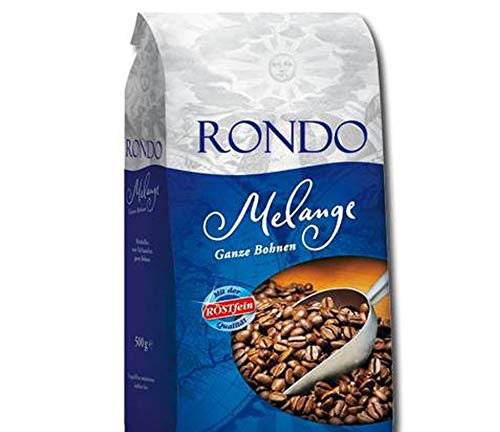 Rondo Melange - Ganze Bohnen - 500g (Röstfein)
