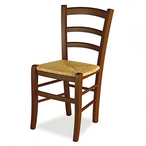 Mobili Ilar Venezia Lot de 2 chaises en chêne 176