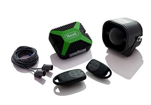 Auto Alarm Zentralschloss + Wegfahrsperre + 2 Zonen Ultraschallsensor