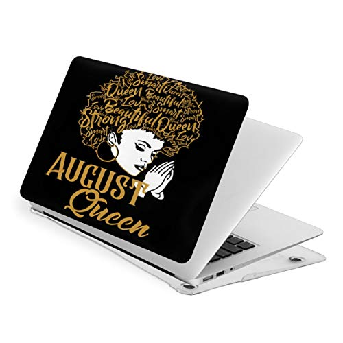Laptop Case for MacBook African American Black Power Women Laptop Computer Hard Shell Cases Cover (New Air13 / Air13 / Pro13 / Pro15)
