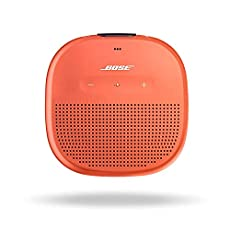 Image of Bose SoundLink Micro. Brand catalog list of Bose. Rated with a 4.8 over 5