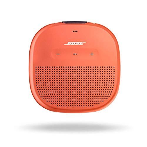 Bose SoundLink Micro, tragbarer Outdoor - Lautsprecher, (kabellose Bluetooth-Verbindung), Orange