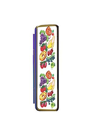 Wonka's Lipstick CASE Make-up Box Lickable Wallpaper Handmade Jewelry Gifts stash Box