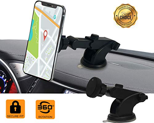 Audiology Magnetic Phone Car Mount Phone Holder Compatible with All iPhone Androids Google Smartphones and GPS iPhone 11 MAX Xs Max XS XR X 8 Plus Samsung Galaxy S20 Plus Ultra S20 S10 S8 Google