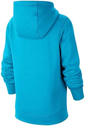 Nike Boys' Sportswear Hbr Club Fleece Hoodie Cj7861-013