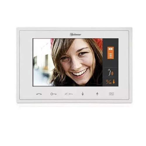 """Golmar 11510140 Vesta 7 GB2 Monitor Color Manos Libres de 7"""""""
