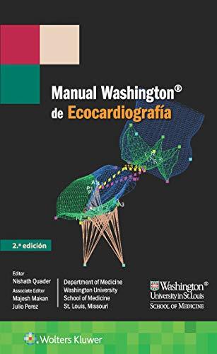 Manual Washington de Ecocardiografía (Spanish Edition)