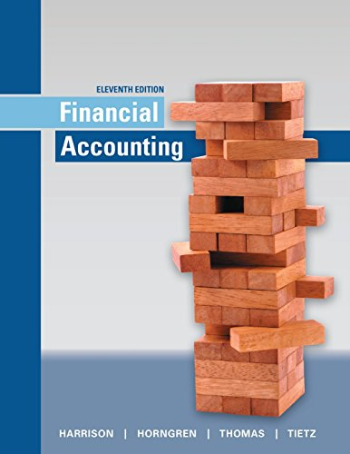 Financial Accounting (11th Edition)