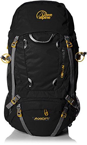1. Lowe Alpine Mochilas de marcha Diran 65:75 – Una mochila espaciosa y cómoda
