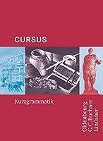 Cursus - Kurzgrammatik