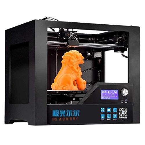 JIAWDYJ Imprimante 3D Haute Précision Quasi-Industrielle Imprimante 3D, Modèle Médical, Fabrication De Jouets, Personnages De Dessins Animés, Niveau D'Entrée (Taille d'impression 280-180-180Mm)